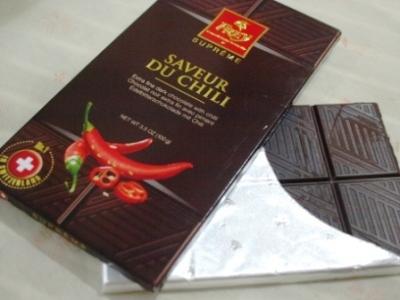 タイ土産チョコ