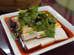 紅燈龍ピータン豆腐