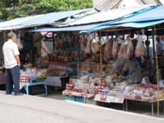 フアヒン市場