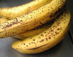20080714 バナナを冷蔵庫で保存する方法3