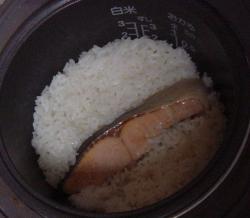 20080918 和風鮭ご飯3