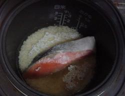 20080918 和風鮭ご飯2