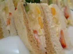 20080925 サンドイッチ用食パン②1