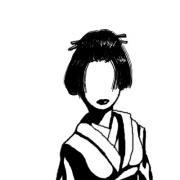 顔のない女2
