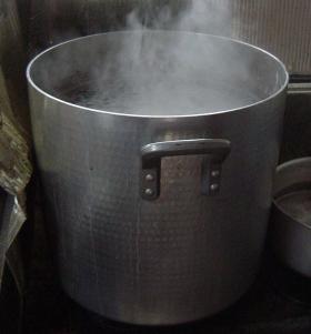 黒豆の本当の灰汁2