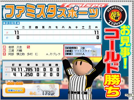 1000勝達成試合