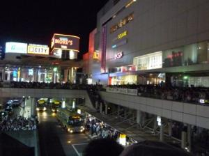 相模大野駅前