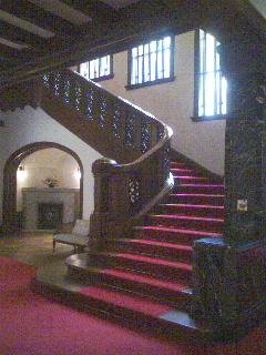 あぁ、この階段素敵だ…