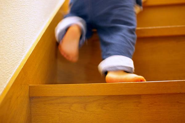 そこに階段があるからだ…