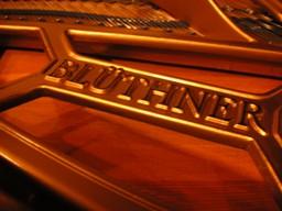 ブリュートナーのピアノ