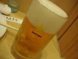 ビール( ゚∀゚)o彡゜ビール( ゚∀゚)o彡゜