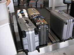 スーツケースー
