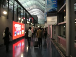 鄭州の空港