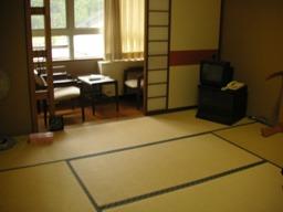 リーダー室の内部