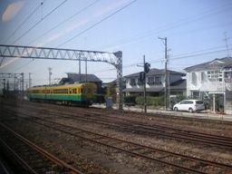 富山地方鉄道の勇姿