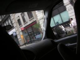 緊迫する車内。(僕だけ??)