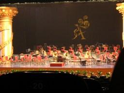 本番前の舞台