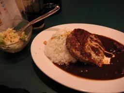 サラダ、ドリンクもついて750円(*゚▽゚)