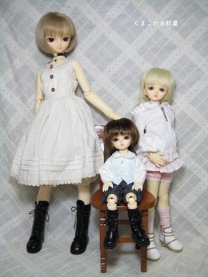 雛姫&木綿太&瑠流