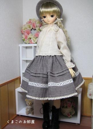 雛姫(SDのの・旧素体)