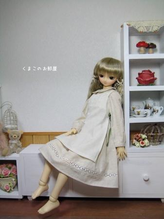 新しい家具と雛姫(SDのの)