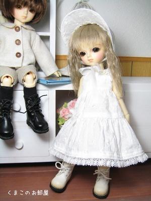 プレ用ドレス-幼SDサイズ