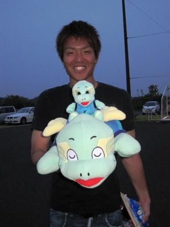 2009_0723画像  ニータンと周ちゃん