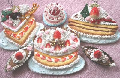 壁掛けケーキ