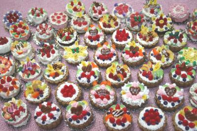 大量ケーキ2008,2
