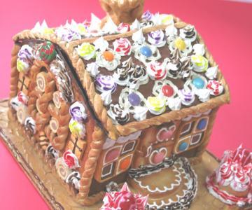 お菓子のオウチ