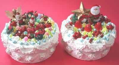 ケーキ小物入れ