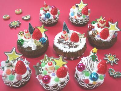 みに小物入れケーキ