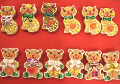 猫クマクッキー