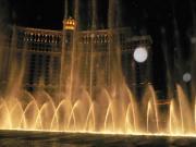 ベラージオの噴水ショー 2