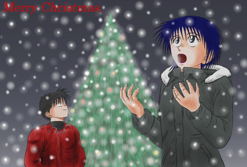 頂き絵172・Christmas_2008