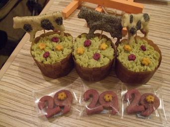 ケーキと29クッキー