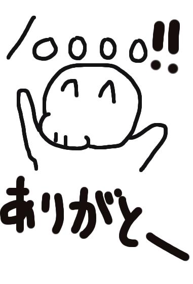 10000ひっと!