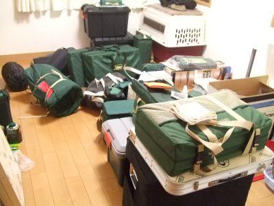 9.05.07キャンプ道具