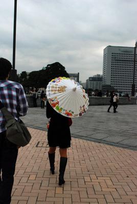シンハーの傘