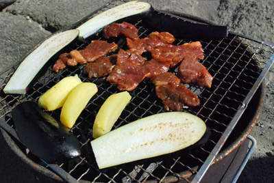 ランチは焼き肉