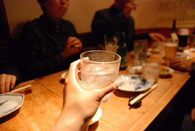 2度目の乾杯