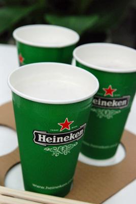 乾杯は生ビール