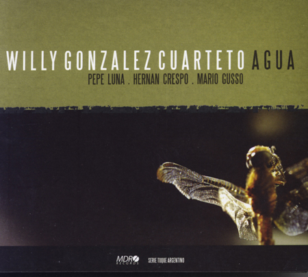 WILLY GONZALEZ CUARTETO
