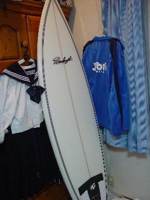 サーフボード♪