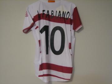 セビージャ 06-07UEFAカップ #10ルイスファビアーノ #1