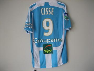 マルセイユ 07-08(A)#9cisse#1
