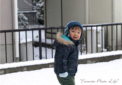 3度目の雪1