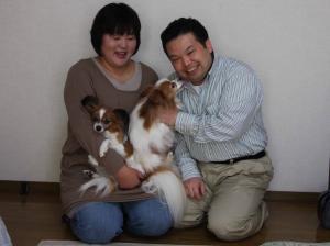 須崎獣医師とリリィとヤン