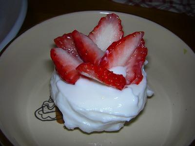 リルのケーキ