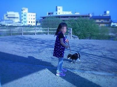 ギャル散歩